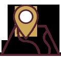 ikona hotel brochow dojazd mapa pin
