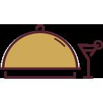 ikona hotel brochow restauracja danie